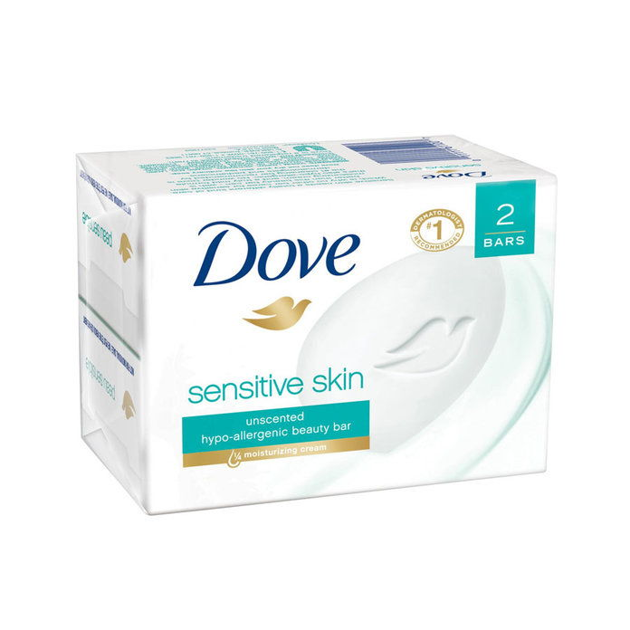حمامة Beauty Bar Sensitive Skin