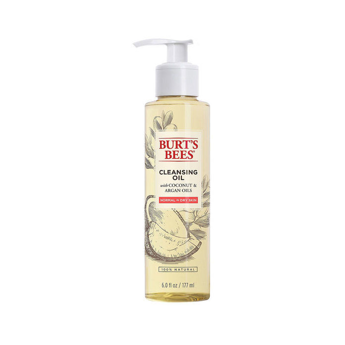 بيرت's Bees Facial Cleansing Oil With Coconut & Argan Oil
