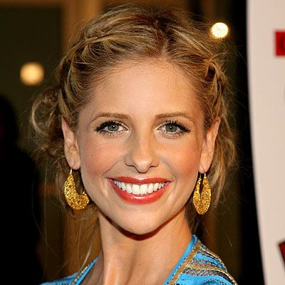 ساره Michelle Gellar - Transformation - Beauty Celebrity Before and After