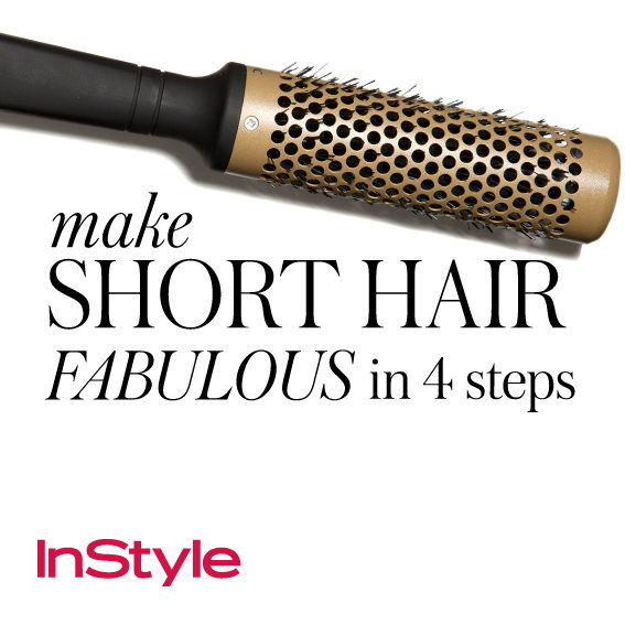 20 Timeless Hair Tips - How to Make Short Hair Fabulous in 4 Steps
