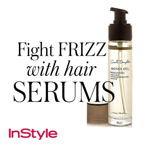20 Timeless Hair Tips - Fight Frizz with Hair Serums