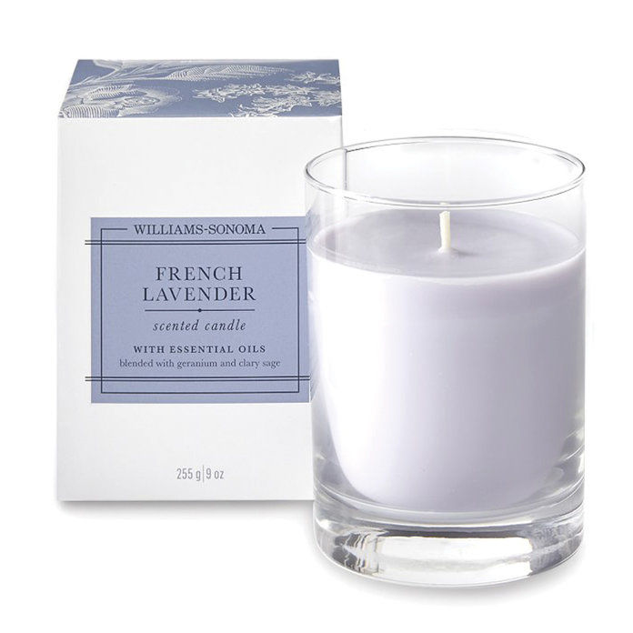 Француски Lavender Candle