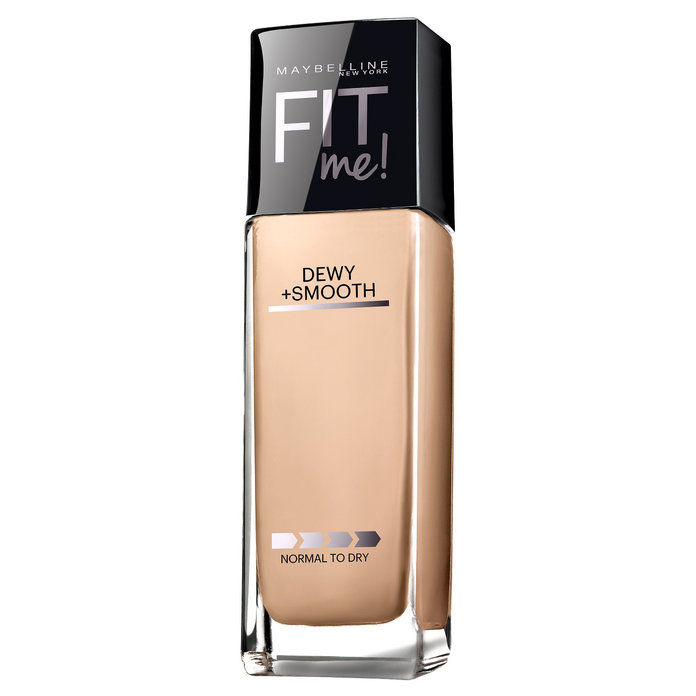مايبيلين FIT ME! Dewy + Smooth Foundation