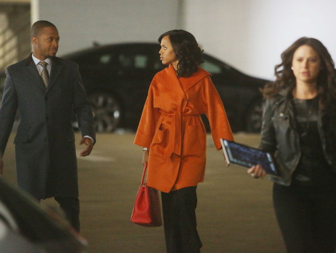 الموسم 5, Episode 14 Scandal fashion