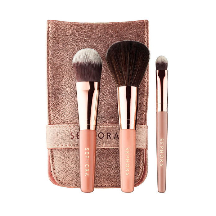 Сепхора Collection Ready In 5 Face Brush Set