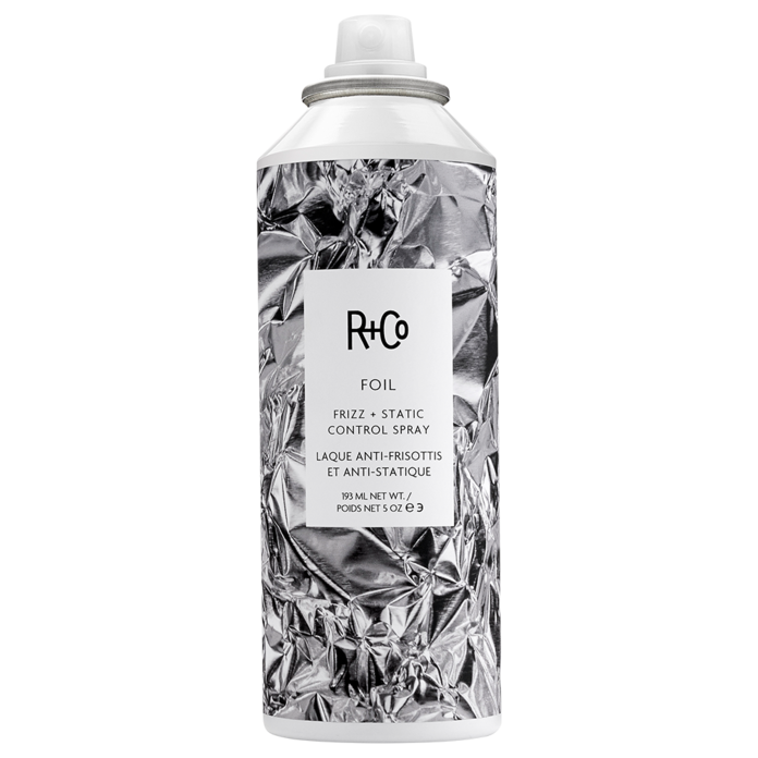 R + شركة Foil Frizz + Static Control Spray