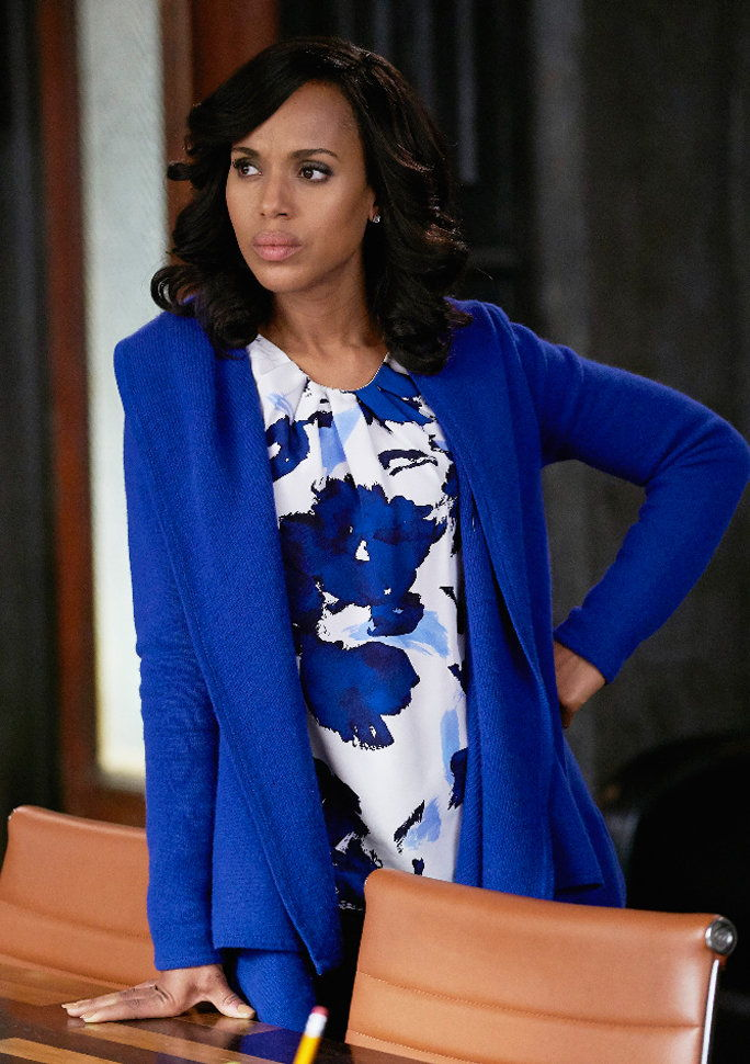 الموسم 5, Episode 15 Scandal fashion