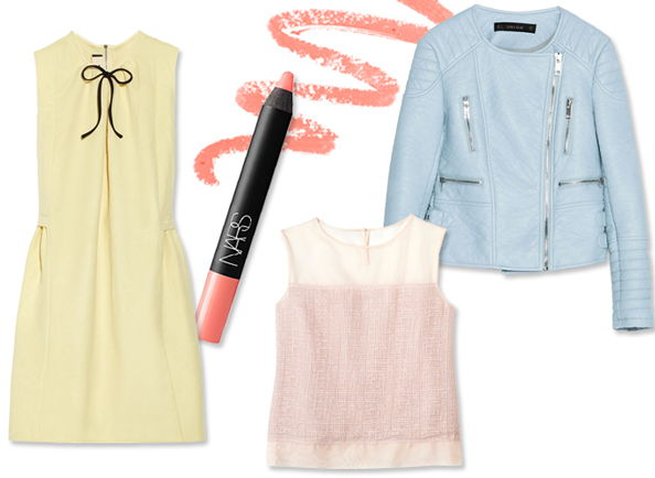 22 Pastel Finds