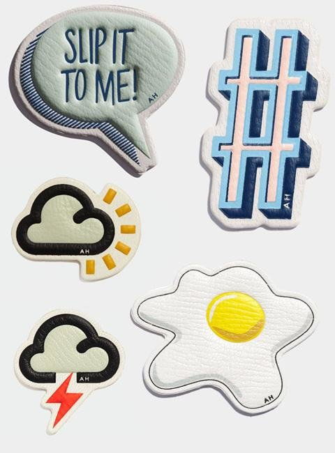 أنيا Hindmarch Stickers