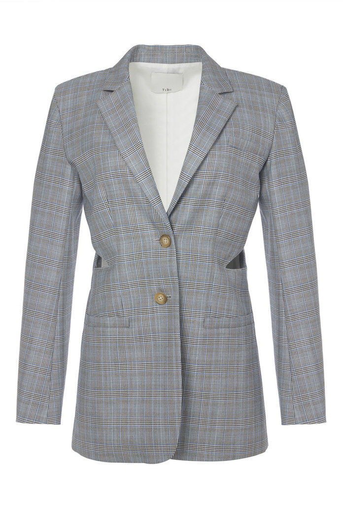 Тиби Cut-Out Blazer