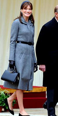 Карла Bruni-Sarkozy, France, First Lady, Dior