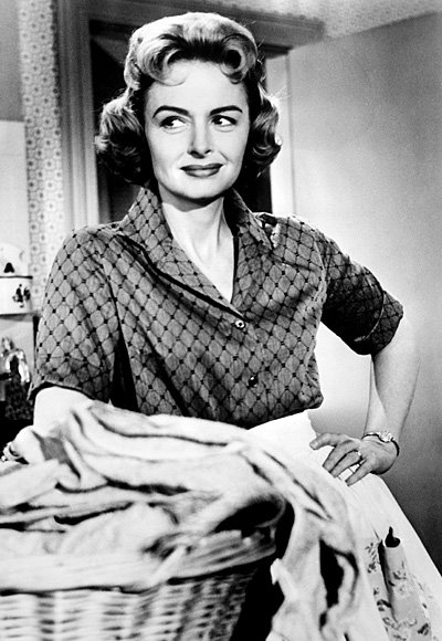 دونا إيطالية Reed - The Most Fashionable TV Housewives - The Donna Reed Show