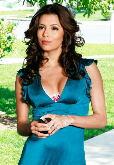إيفا Longoria - The Most Fashionable TV Housewives - Desperate Housewives