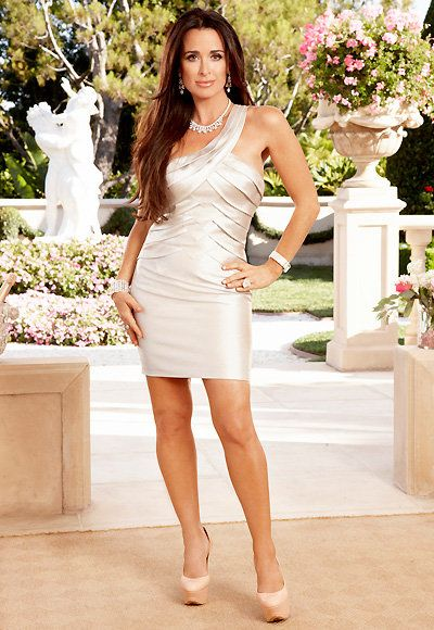 كايل Richards - The Most Fashionable TV Housewives - The Real Housewives of Beverly Hills