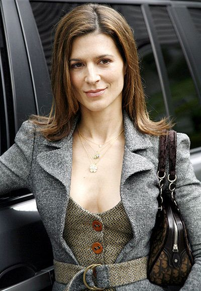 Perrey Reeves - The Most Fashionable TV Housewives - Entourage