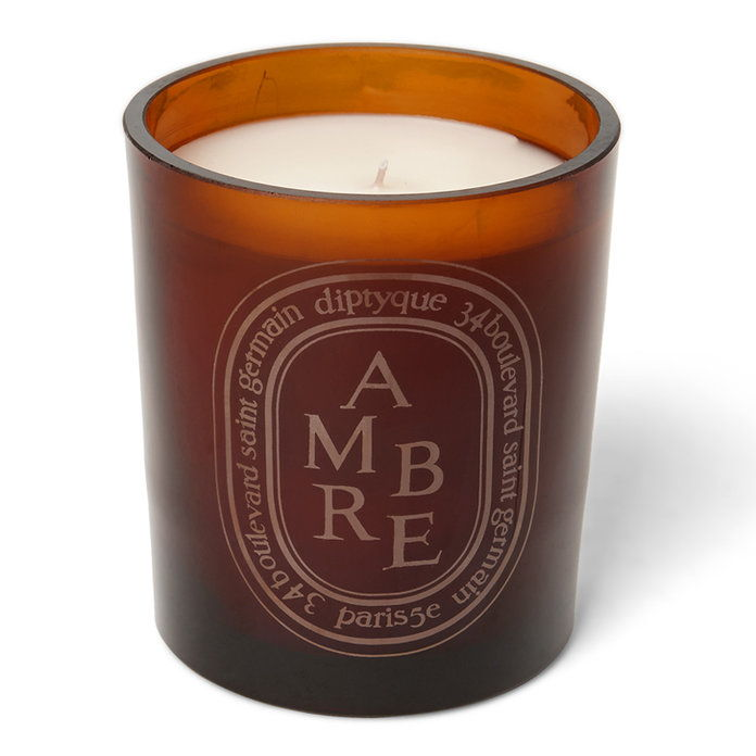 За the Romantic: A Scented Candle