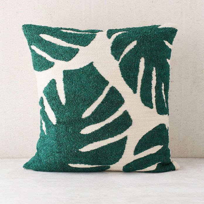 Скупштина Home Crewel Palms Pillow