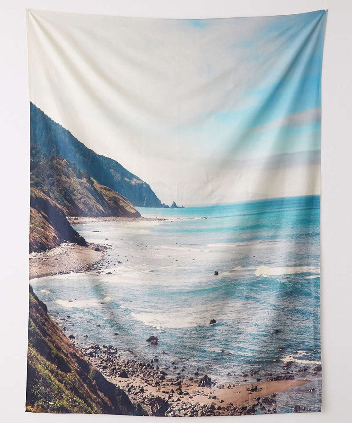 Цатхерине McDonald for DENY Pacific Coast Highway Tapestry