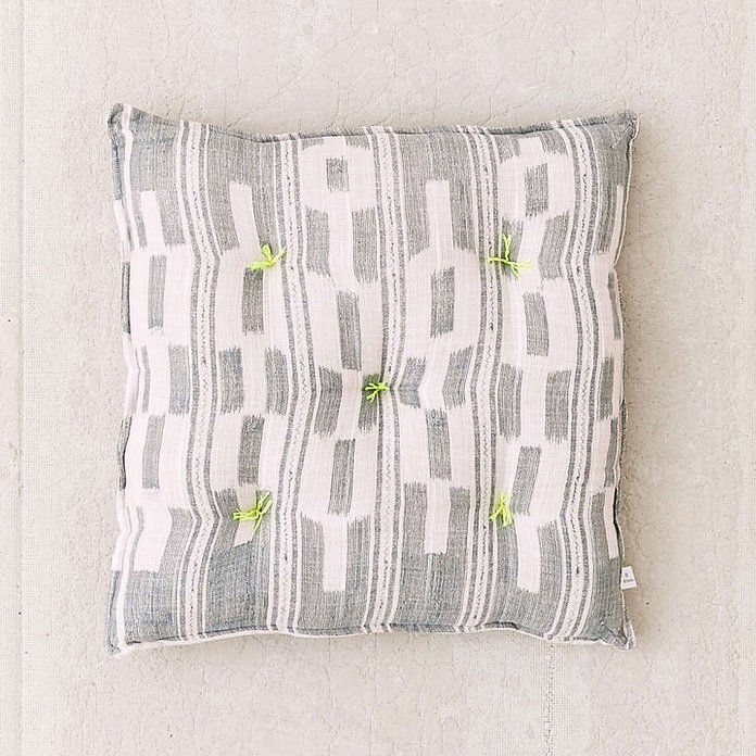 Наран Ikat Floor Pillow