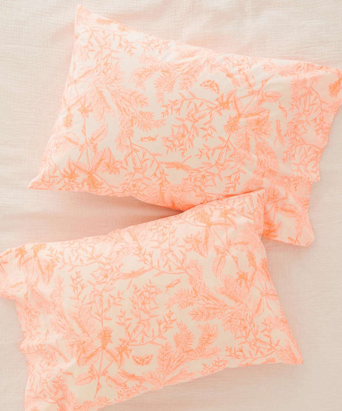 Деликатна Botanical Pillowcase Set