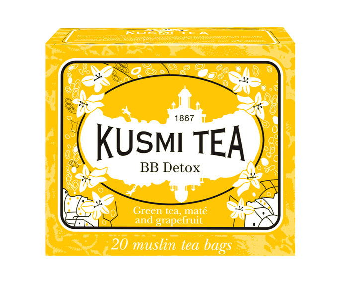 Кусми Tea Paris Beauty Beverage Detox
