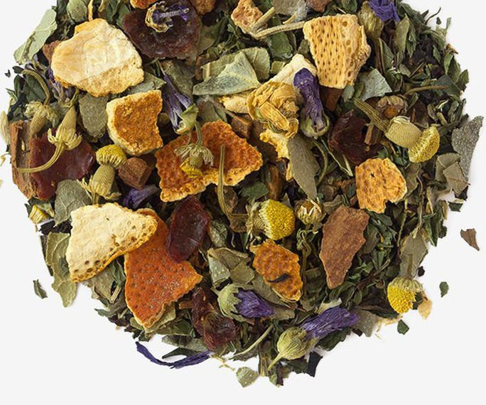 Мој Beauty Tea Beauty Blend Herbal Tea