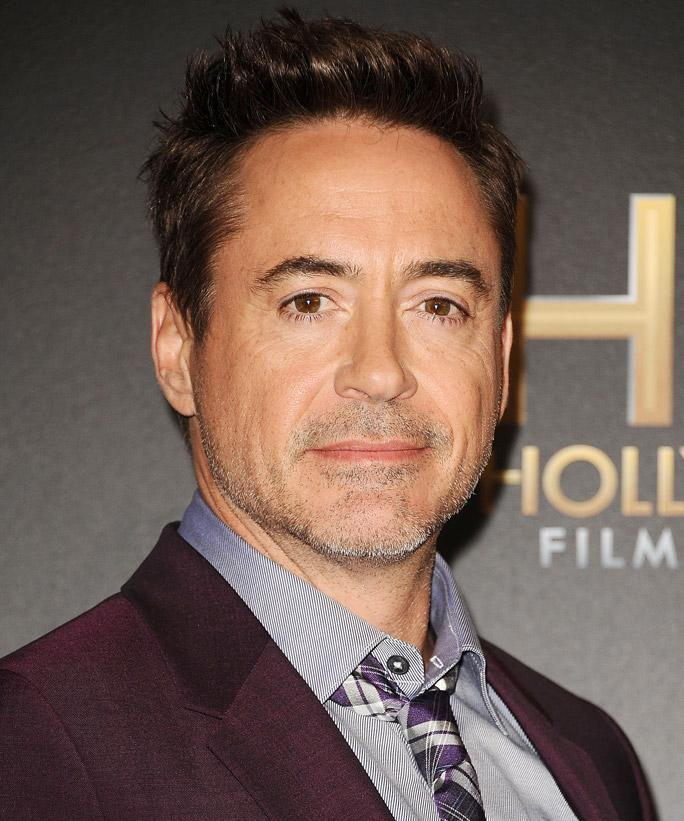 Роберт Downey Jr. - Lead