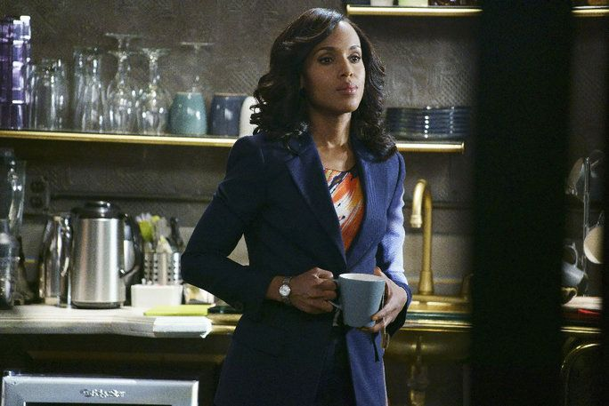 الموسم 5, Episode 16 scandal fashion