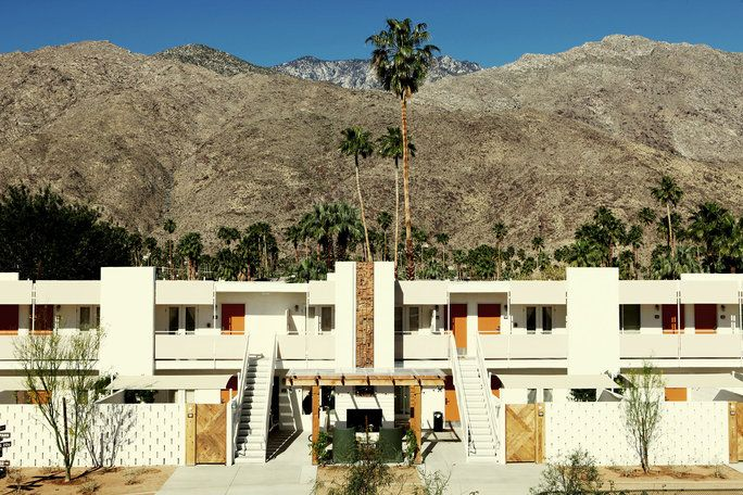 БЕСТ COFFEE BAR: Ace Hotel Palm Springs