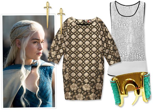 Игра of Thrones Fashion