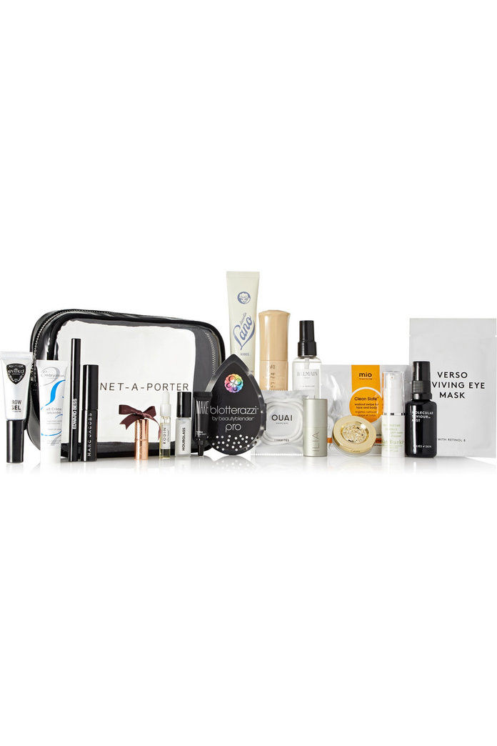 на The Go Beauty Kit