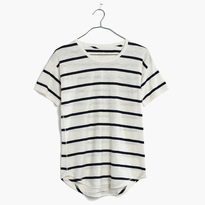 everlane varsity t shirt alternative