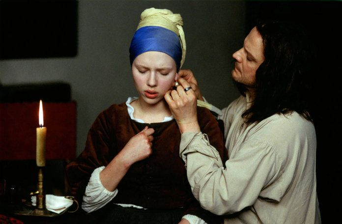 Девојка with a Pearl Earring