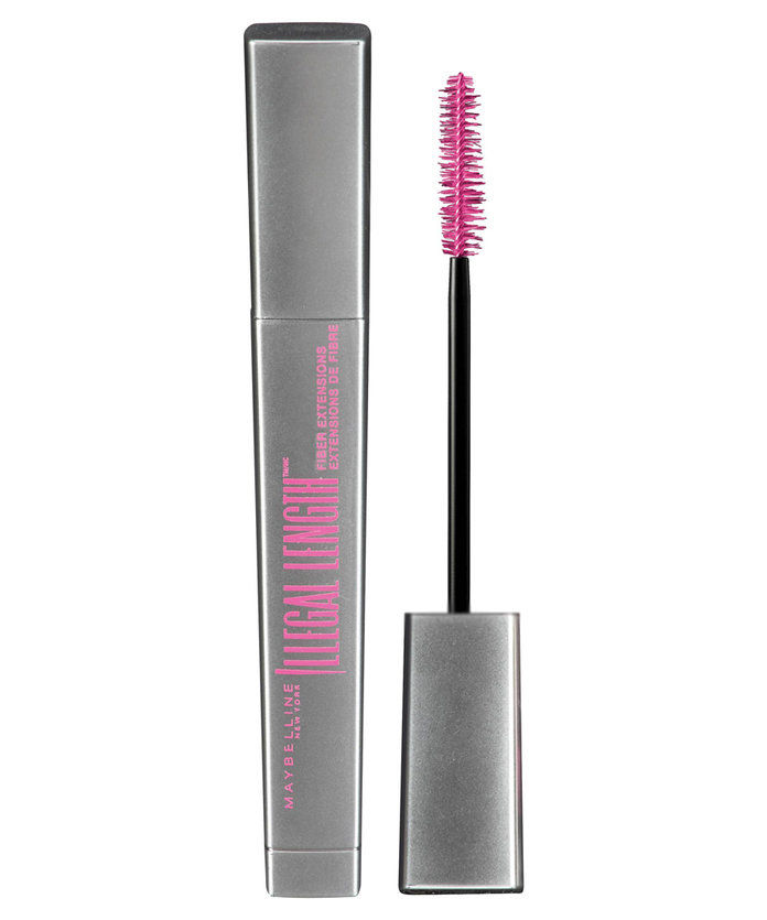 Маибеллине Illegal Length Fiber Extensions Mascara