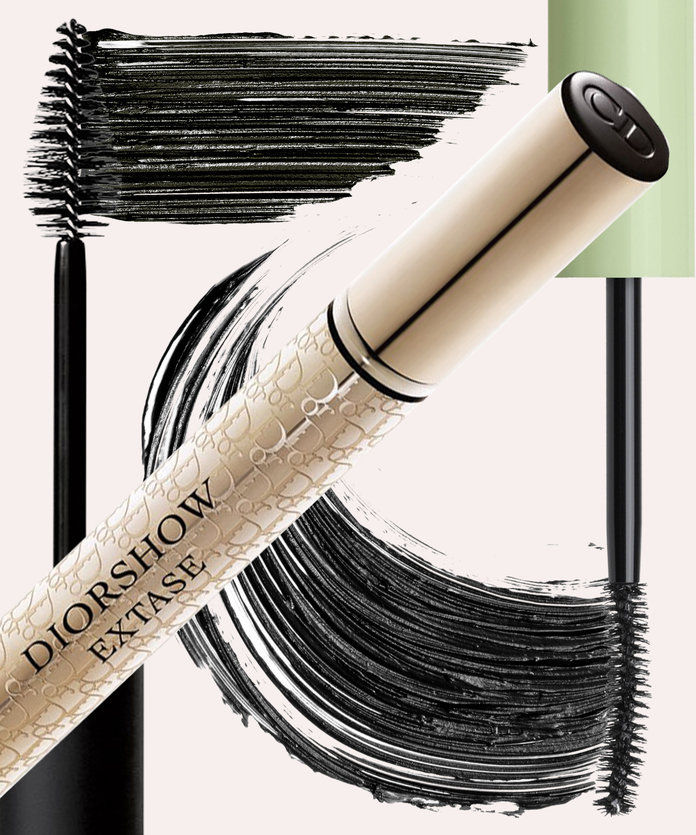 Влакно Mascaras for Extra Voluminous Lashes
