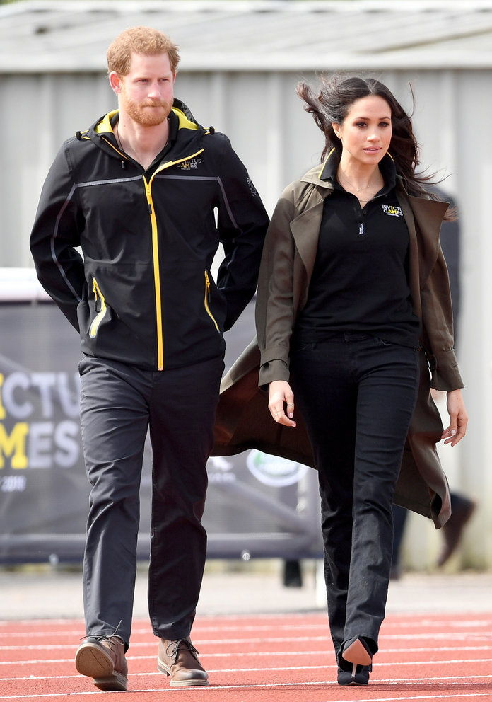 ميغان Markle and Prince Harry