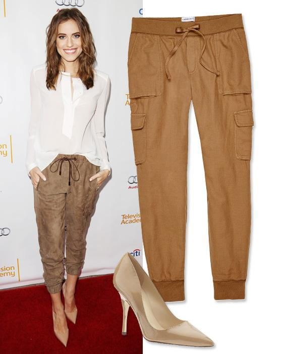 Ципела Pant Combos: Allison Williams