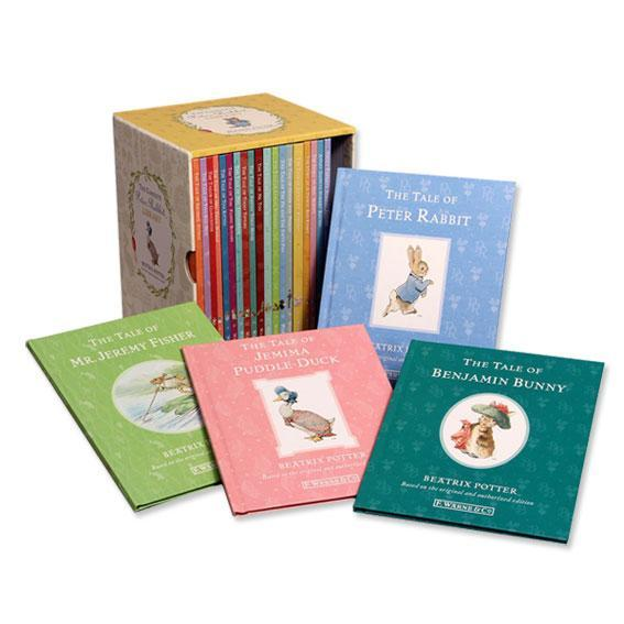 Тхе Complete Peter Rabbit Library