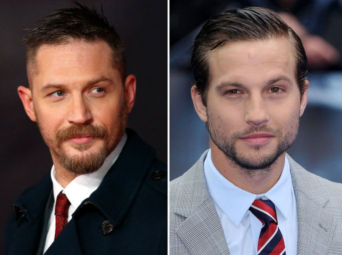 Том Hardy & Logan Marshall-Green