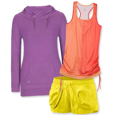 طرى Fitness Wear - Long Tall Sally - Moving Comfort - Adidas by Stella McCartney