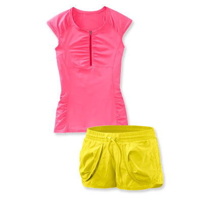 طرى Fitness Wear - Small Chest - Athleta - Adidas by Stella McCartney