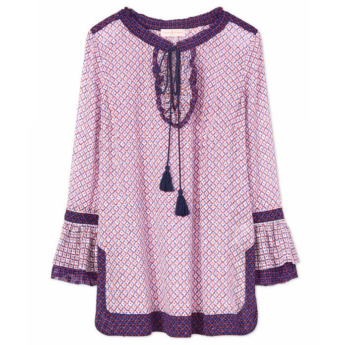 Тори Burch Gwenna Tunic