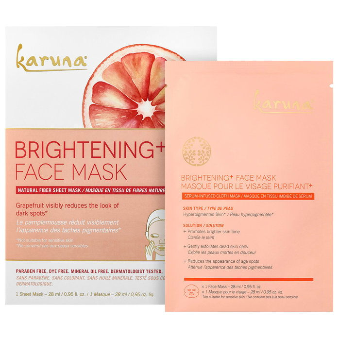 КАРУНА Brightening+ Face Mask