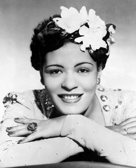 1930s: Billie Holiday