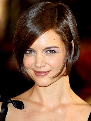 Звезда Cuts That Work For You, The Short Bob, Katie Holmes