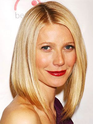 Звезда Cuts That Work For You, Long Bob, Gwyneth Paltrow