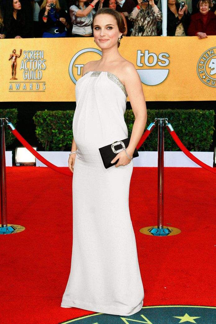 Ин Azzaro at the SAG Awards in L.A. (2011)