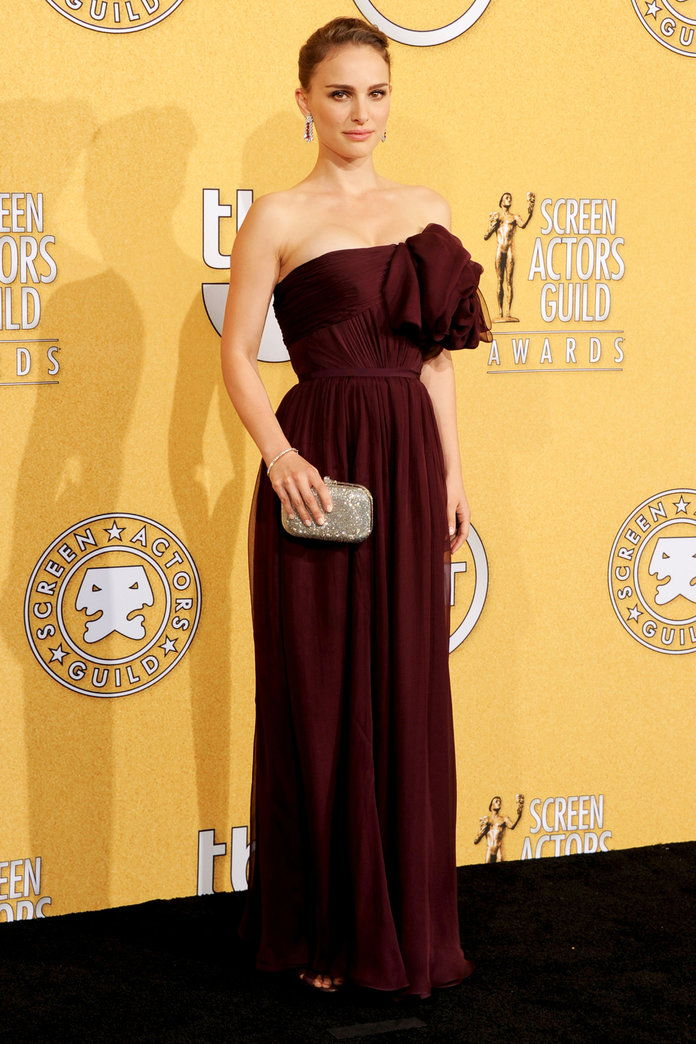 Ин Giambattista Valli Haute Couture at the SAG Awards in L.A. (2012)