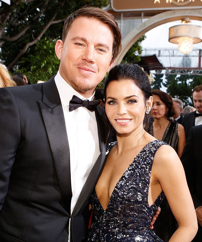 تشانينج Tatum and Jenna Dewan