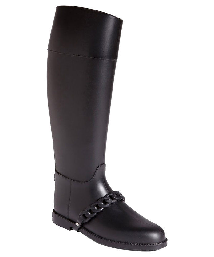 Ева Chain Tall Rain Boot